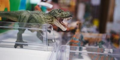 Dinosaur Toys 2.0: Remote Control Dinosaurs