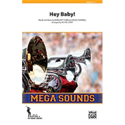 Alfred 00-33787S Hey Baby - Music Book