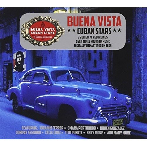 Buena Vista Cuban St [CD]