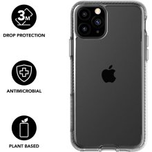 """Tech21 Pure Clear Case For iPhone 11 Pro Max (6.5"""")  Drop Protection Cover"""