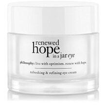 philosophy renewed hope in a jar - eye cream, 0.5 oz