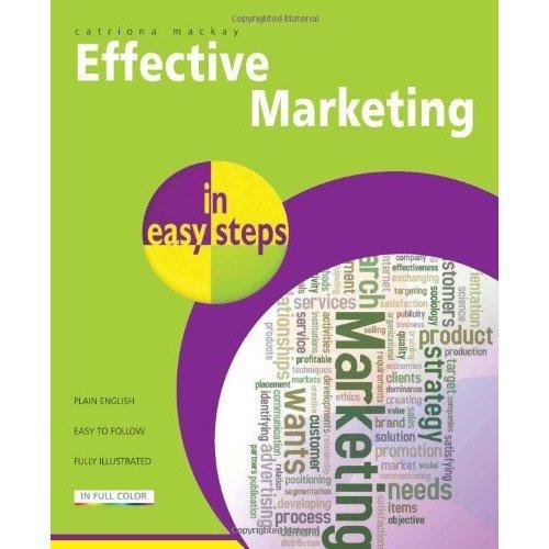 Effective Marketing in easy steps