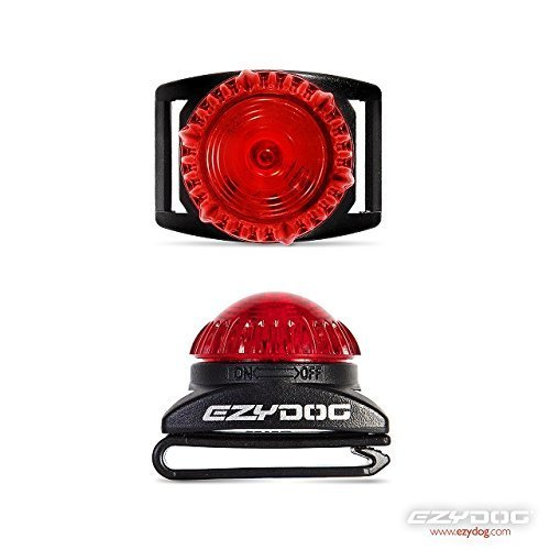 EzyDog Adventure Light, Red