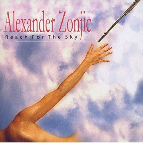 Alexander Zonjic - Reach for the Sky [CD]