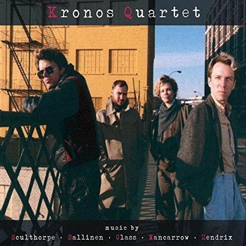 Kronos Quartet - Music by Sculthorpe Sallinen [CD]