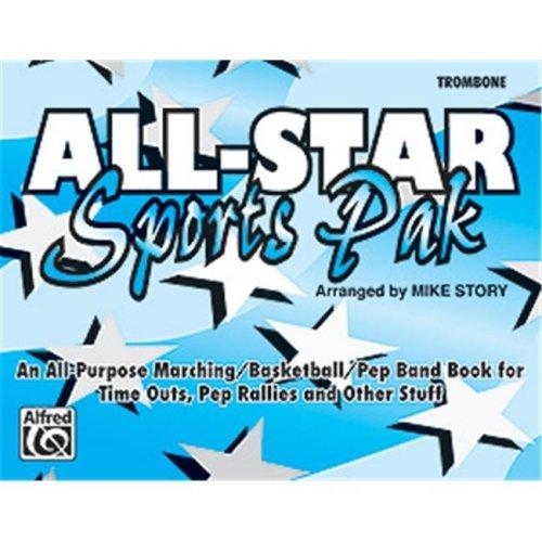 Alfred 00-MBF9512 All-Star Sports Pak - Music Book