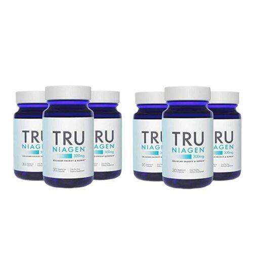 Tru Niagen® *Safe & Proven* Nutrient 300 mg Caps 6 Mths Supply