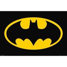 Batman Poster Logo 91