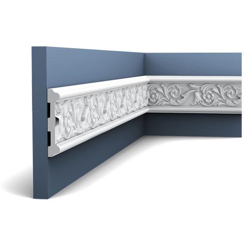 Orac Decor P7020 LUXXUS Panel Moulding Cornice Stucco decoration | 2 m