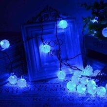 Christmas Light 30 LED Solar Powered Garden Party Fairy String