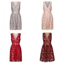 Yumi Womens/Ladies Vintage Lace Dress