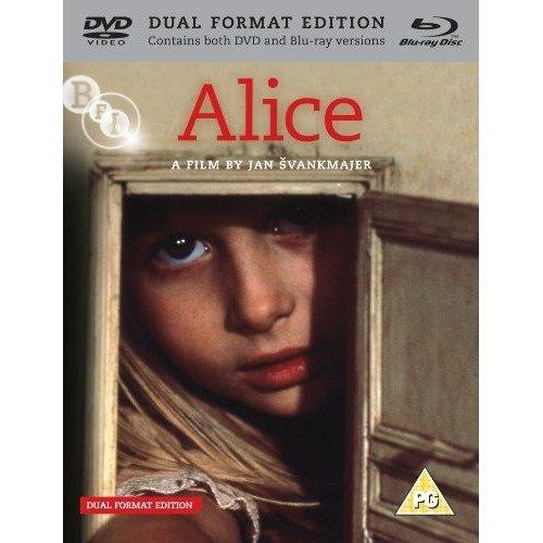 Alice Blu-Ray DVD [2011]
