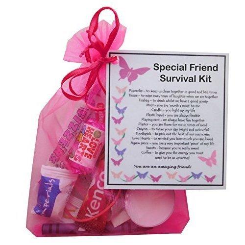 Special Friend Survival Kit   Unique Friendship Gift