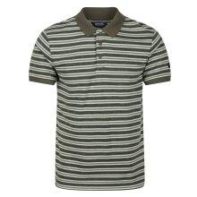 Regatta Mens Malak Striped Polo Shirt