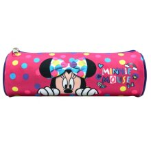 pen case Minnie Mouse 22 x 7 cm pink