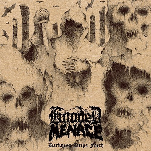 Hooded Menace - Darkness Drips Forth [CD]