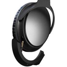YOCOWOCO Upgraded Wireless Bluetooth 5.0 Adapter for Bose QuietComfort QC 25 with aptX/Mic/Volume Control, Black