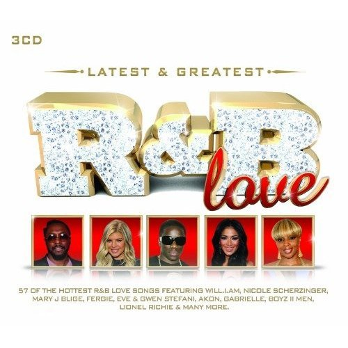 Various Artists - Latest and Greatest R and B Love [CD]