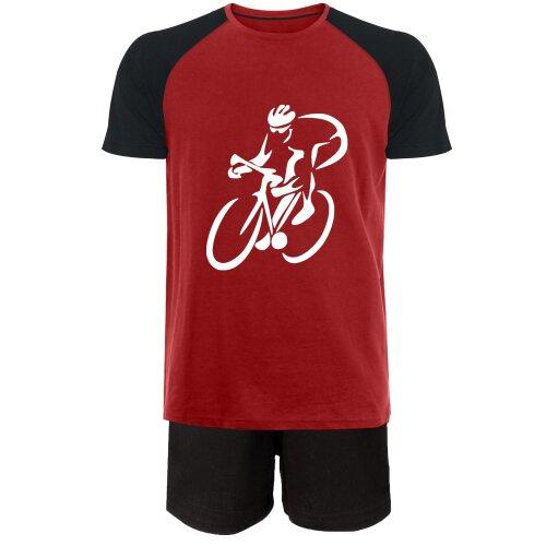 CYCLING SHORT PYJAMAS