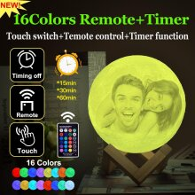 customized-photo-moon-lamp-personalized-kids-wifes-gifts-night-light-usb-charging-tap-control-2-3-colors-lunar-light 16 COLORS Timer