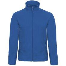 B&C Collection Mens ID.501 Plain Workwear Work Zip Up Anti Pilling Fleece Jacket