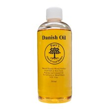 Danish Oil - completely safe - no toxins- voc free- 500ml