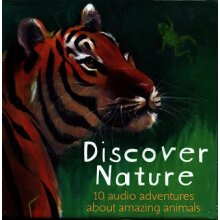 Discover Nature: 10 Audio Adventures (10 CDs) Kids