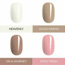 Avon gel shine nail enamel good karma