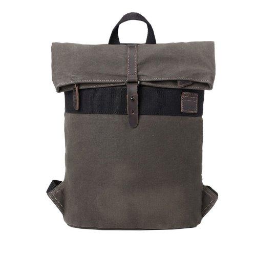 TRP0475 Troop London Classic Canvas Messenger Bag | Buy Bags Online | Canvas Messenger Bags | leather canvas backpack
