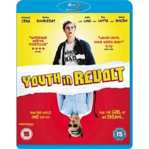 Youth In Revolt Blu-Ray [2010]