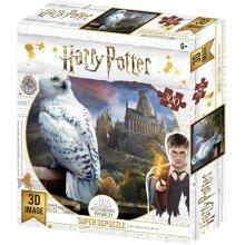 Harry Potter Hedwig 3D Jigsaw Puzzle 300 Piece Multi-colour