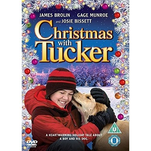 Christmas With Tucker DVD [2014]
