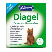 Johnsons Cat Diagel Sachet