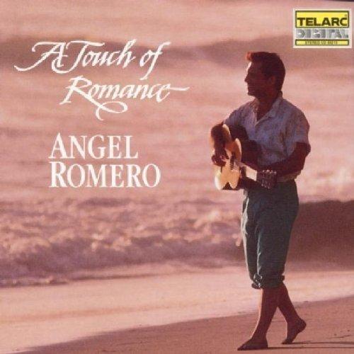 Romero Angel - a Touch of Romance [CD]