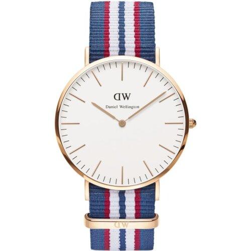 Daniel Wellington Classic Belfast Men's Wristwatch 0113DW