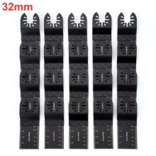 20Pcs 32mm Multi Tool Oscillating Blades For DeWalt Porter Multitool