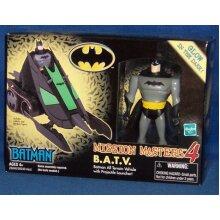 Batman Mission Masters 4 B.A.T.V. With Figure