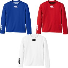 Canterbury Boys Kids Cold Outdoors Sports Training Baselayer Compression Top
