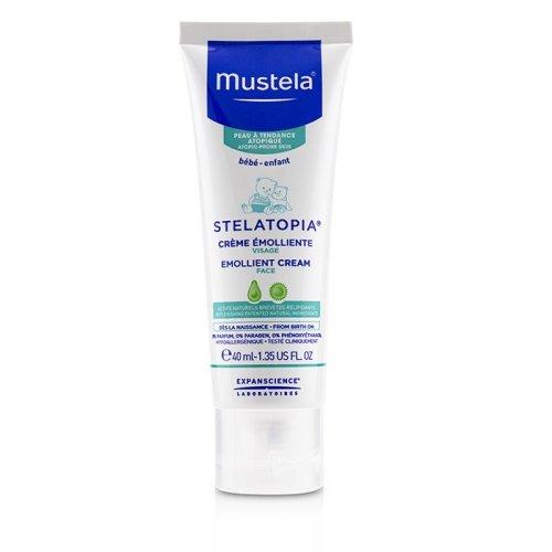 Stelatopia Emollient Cream For Face - Anti-redness Action - 40ml/1.35oz