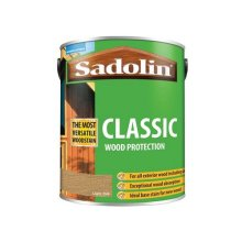 Sadolin 5012923 Classic Wood Protection Light Oak 5 Litre