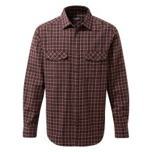 Craghoppers Mens Kiwi III Checked Long-Sleeved Shirt