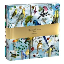 Christian Lacroix Birds Sinfonia 250 Piece 2-Sided Puzzle by Lacroix & ChristianMcMenemy & Sarah