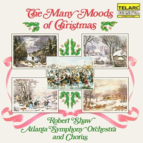 Atlanta Symphony Orchestra and Robert Shaw - the Many Moods of Christmas [CD]