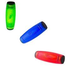 Zing 3 x Tumblstix Fidget Stick, Red/Blue/Green, 3.5 x 1