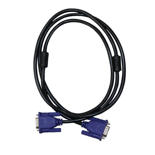 Oypla 1.5m VGA 15pin Male to Male PC Moniter TV Projector Cable Lead