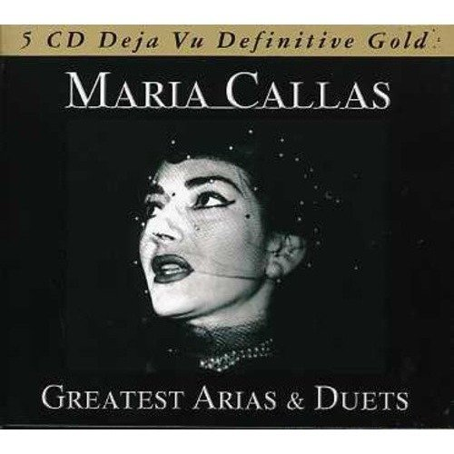 Maria Callas - Greatest Arias and Duets [CD]