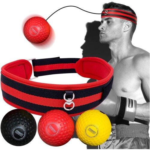 Boxing Reflex Ball Training Fight Balls Punching Fighting Equipment