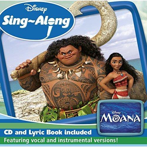Disney Moana Sing-Along Album | CD