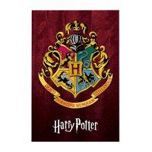 Harry Potter Hogwarts Crest Poster