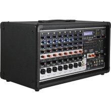 Peavey PVi 8500 - 400W, 12-Channel Powered Mixer with 24-Bit Digital FX